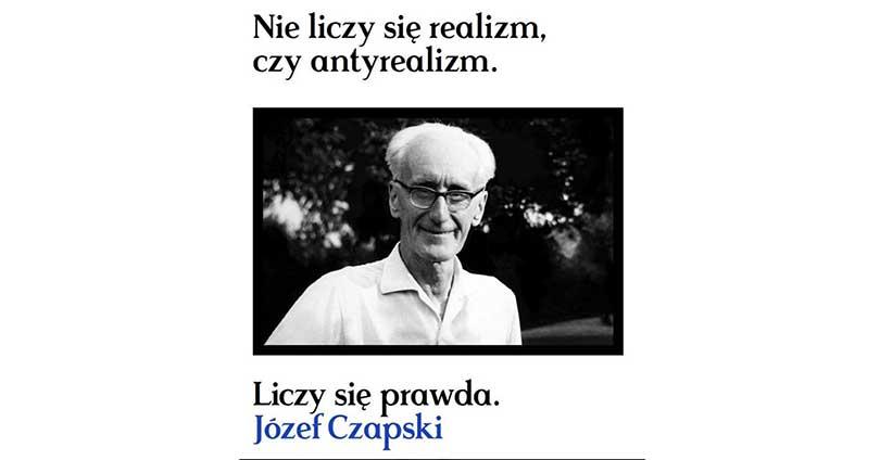 Józef Czapski, Joseph Czapski