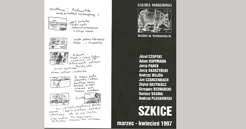 Czapski, Szkice 1997
