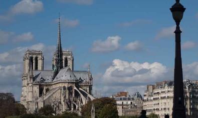 Paryż, Katedra Notre Dame