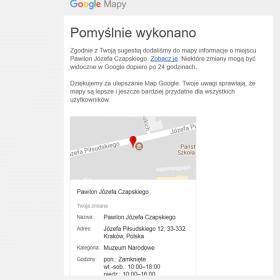pawilon_jozefa_czapskiego_google_map