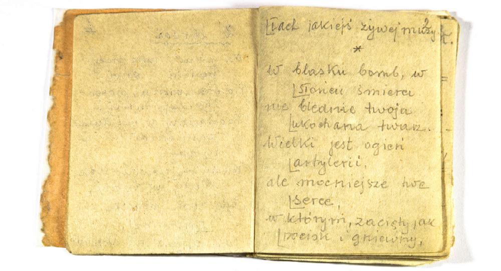 Ocalił Wiersze Piwowara Józef Czapski