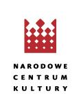 Kolorowe logo Narodowe Centrum Kultury