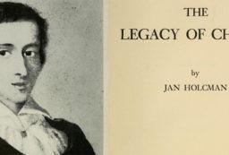 Książka, Jan Holcman o Szopenie