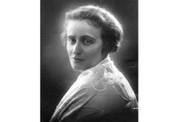 Zdjęcie czarno buałe Kazimiera Iłłakowiczówna, 1928 rok