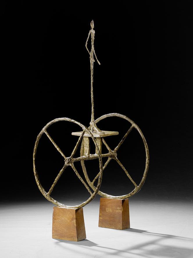 Alberto Giacometti, The Chariot, 1950