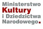 Kolorowe logo ministerstwa kultury i dziedzictwa narodowego